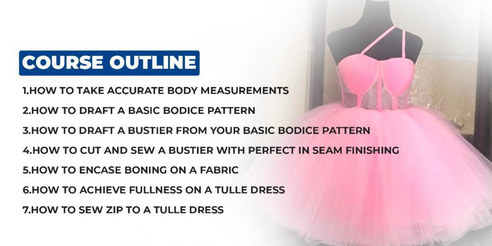 Bustier Tulle Dress Masterclass